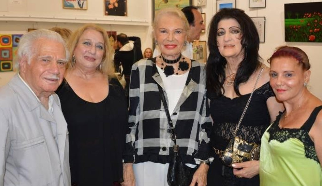 Οι ηθοποιοί με σκοπό τη στήριξη του Τ.Α.Σ.Ε.Η. παρουσίασαν τα έργα τους στη MegArt Gallery by GFC   Pagenews.gr