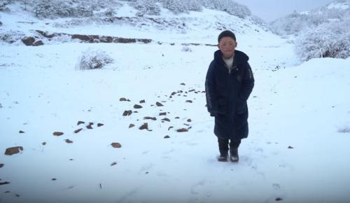 Κίνα: Το «παγωμένο αγόρι» βρήκε επιτέλους στέγη (vid) | Pagenews.gr
