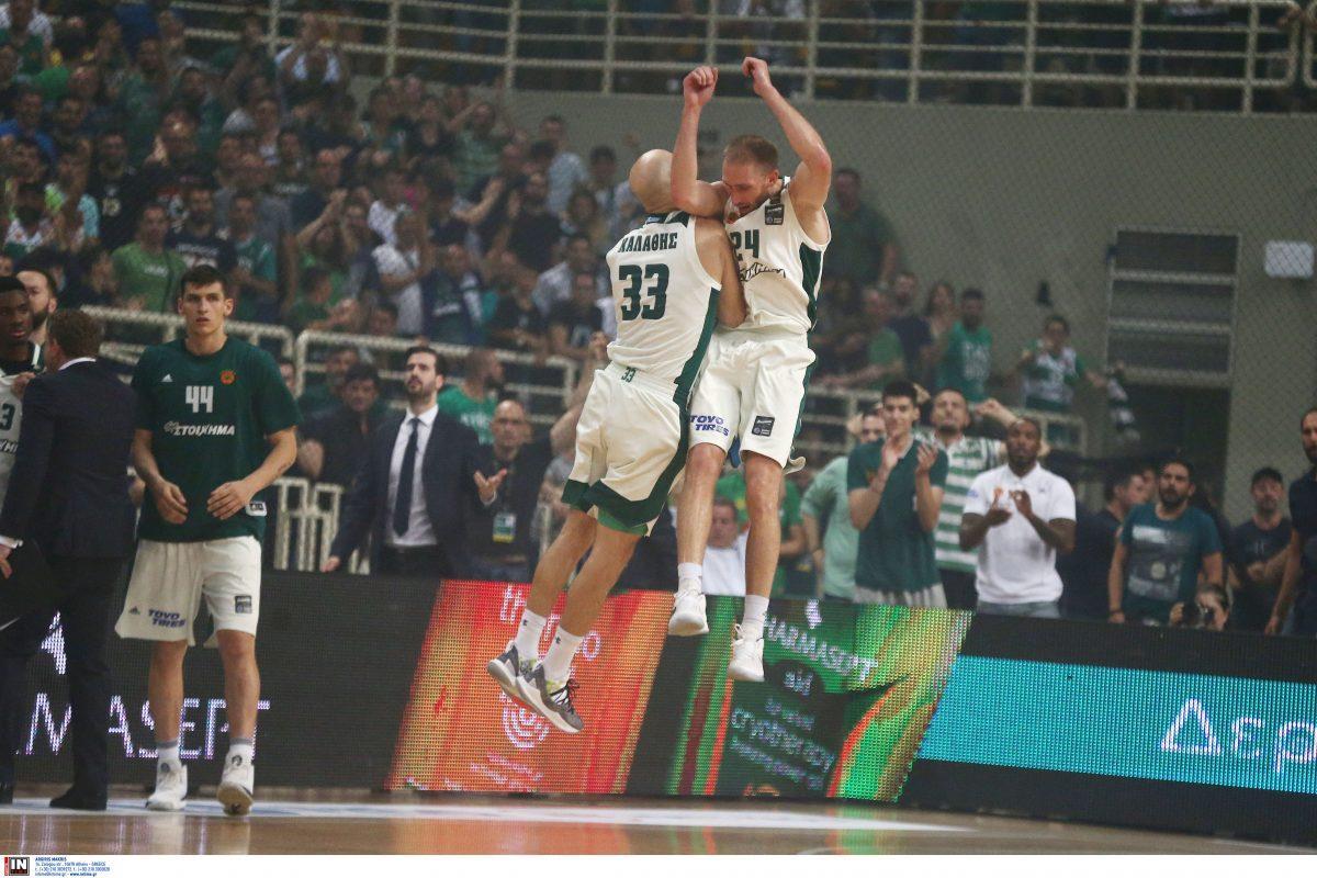 Παναθηναϊκός – Ολυμπιακός 84 – 70 και… 37ο πρωτάθλημα για τους πράσινους | Pagenews.gr