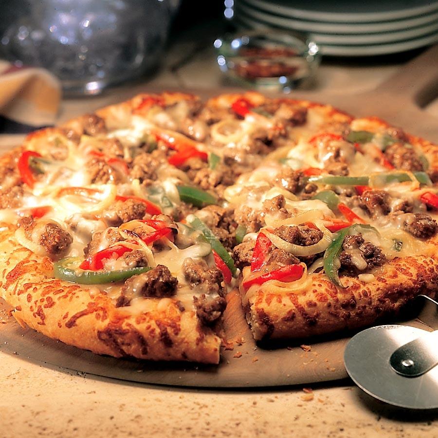 Η συνταγή της ημέρας: Πικάντικη πίτσα με κιμά | Pagenews.gr