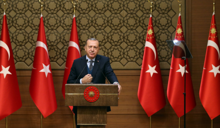 Ερντογάν για το Barbaros: Θα δώσουμε ισχυρή απάντηση σε Ελλάδα και Κύπρο | Pagenews.gr