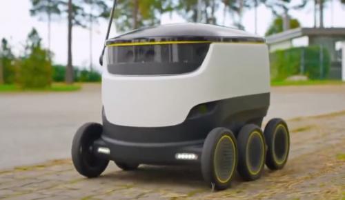 Πεκίνο: Ρομπότ στους δρόμους παραδίδει παραγγελίες (vid)   Pagenews.gr