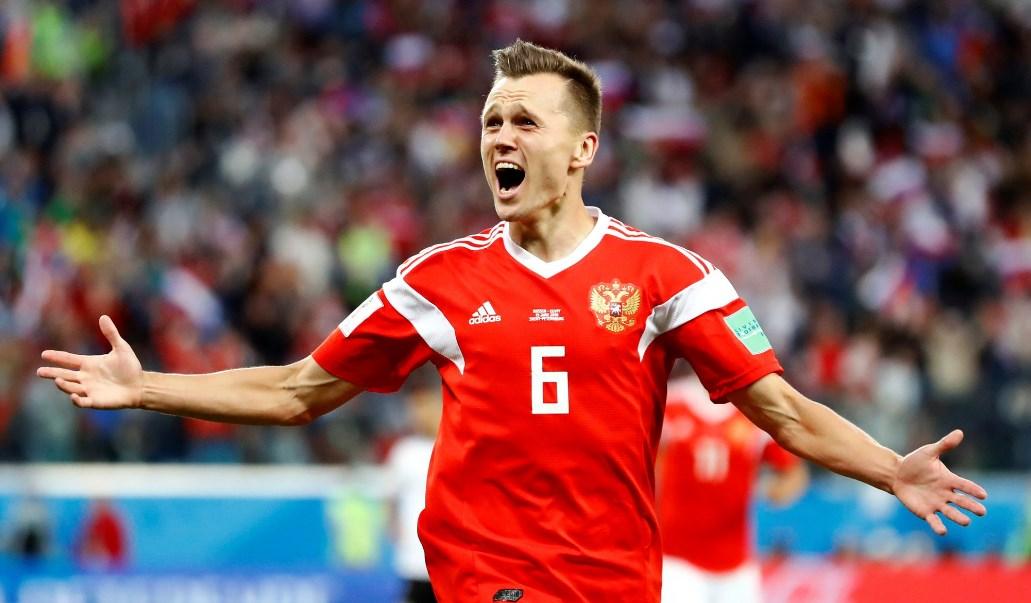 Μουντιάλ 2018: Ρωσία – Αίγυπτος 3-1 | Pagenews.gr