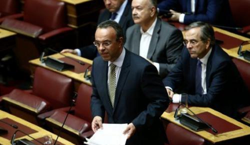 Χρήστος Σταϊκούρας: Άμεση μείωση του ΕΝΦΙΑ | Pagenews.gr