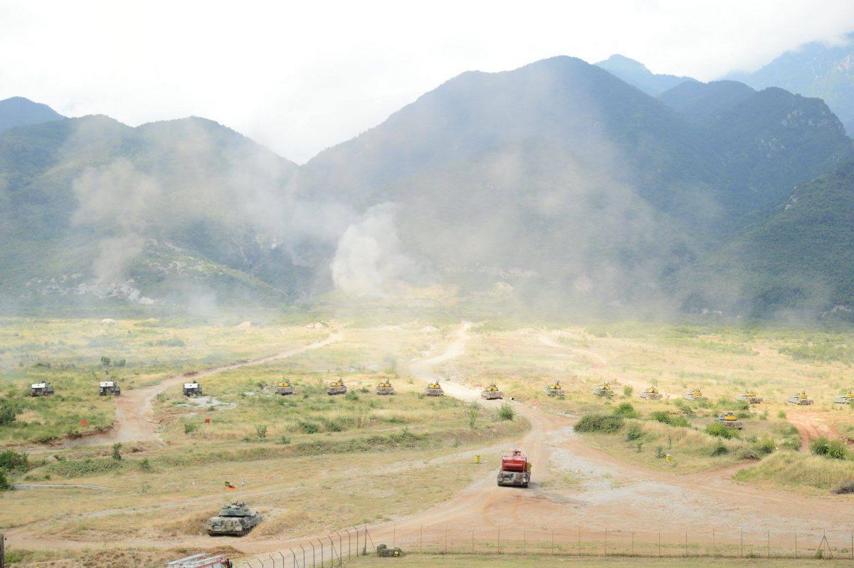 Βροντή Διός: Ολοκληρώθηκε η στρατιωτική άσκηση στο Λιτόχωρο (pics) | Pagenews.gr