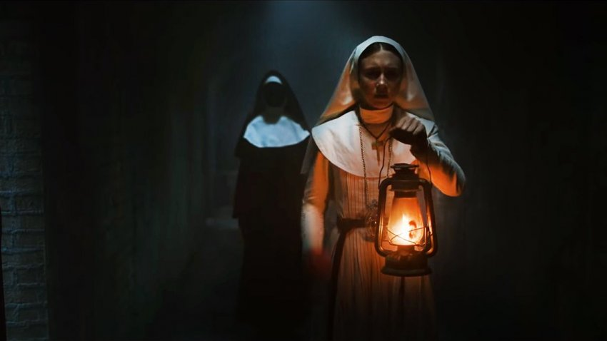 The Nun: Είσαι σίγουρος πως θα δεις ολόκληρο το τρέιλερ; (vid)   Pagenews.gr