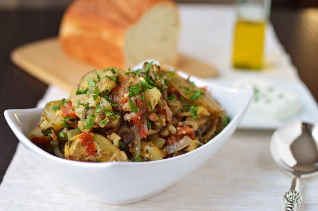 Η συνταγή της ημέρας: Τουρλού | Pagenews.gr
