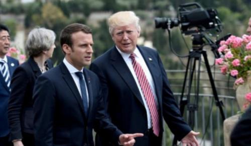 Τραμπ: Πρότεινε στη Γαλλία να αποχωρήσει από την Ευρωπαϊκή Ένωση | Pagenews.gr