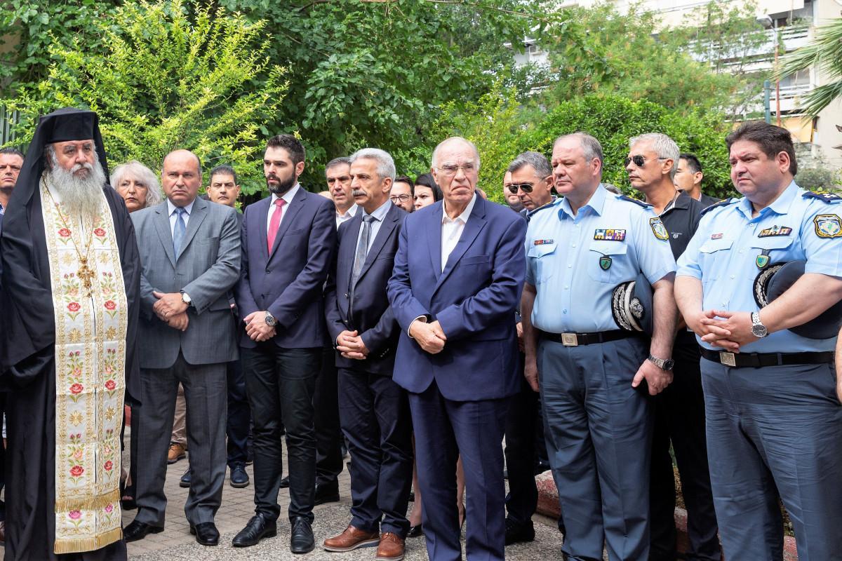 Τρισάγιο στη μνήμη των αδικοχαμένων Αστυνομικών | Pagenews.gr