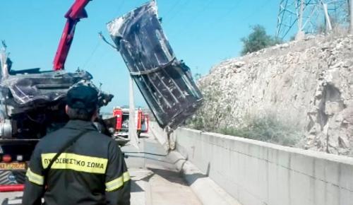Εγνατία Οδός: Τροχαίο δυστύχημα με 6 νεκρούς – 3 παιδιά ανάμεσά τους (pics) | Pagenews.gr