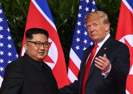 Τραμπ: Σύντομα δεύτερη συνάντηση με τον Κιμ Γιονγκ Ουν | Pagenews.gr