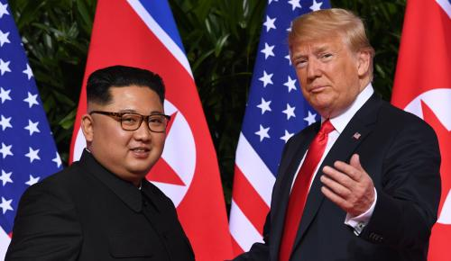 Ντόναλντ Τραμπ: Η συνάντηση με τον Κιμ ήταν φανταστική | Pagenews.gr