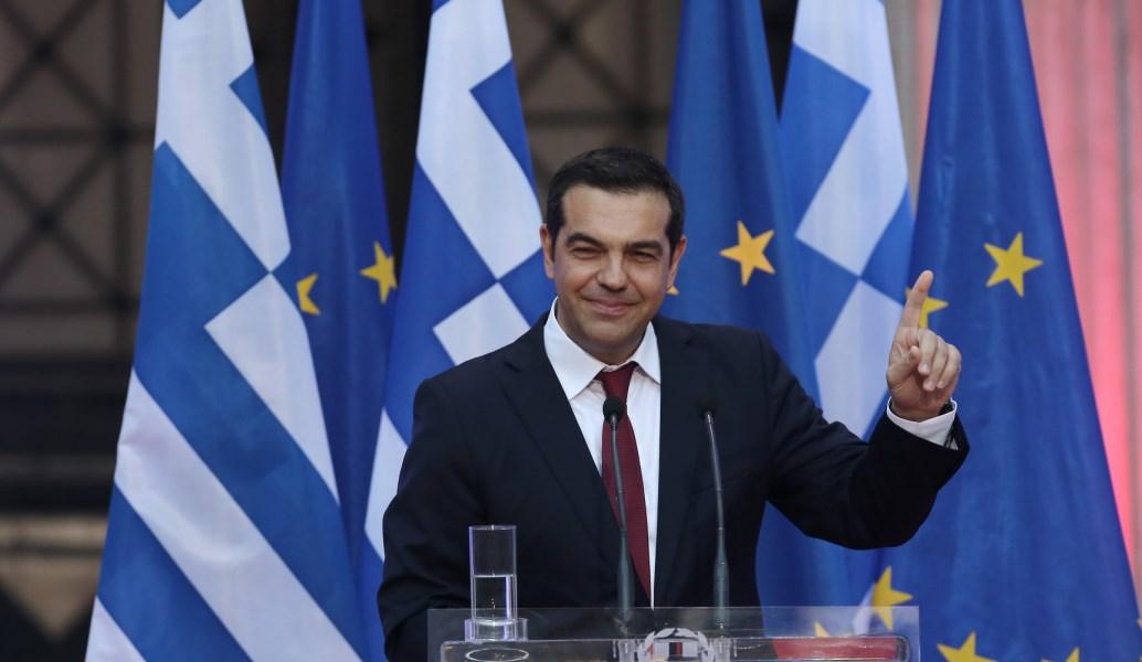 Αλέξης Τσίπρας στο Ζάππειο: Η Ελλάδα επιστρέφει αποκλειστικά στους Έλληνες – Η γραβάτα και οι υποσχέσεις | Pagenews.gr
