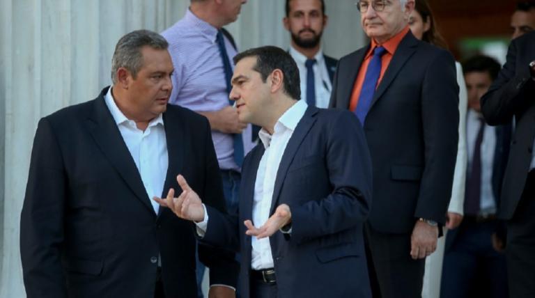 Συνάντηση Τσίπρα – Καμμένου για να πέσουν οι τόνοι – Τον Μάρτιο οι συζητήσεις για το Σκοπιανό | Pagenews.gr