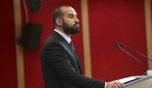 Δημήτρης Τζανακόπουλος: Ανοίγει νέο κεφάλαιο συνεργασίας στα Βαλκάνια | Pagenews.gr