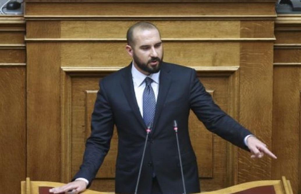 Δημήτρης Τζανακόπουλος: «Αξιόπιστη και πειστική για τις αγορές η λύση για το χρέος»   Pagenews.gr