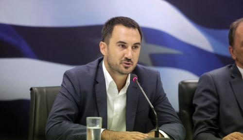 Αλέξης Χαρίτσης: Δεν θα μεταθέσουμε στο μέλλον το θέμα των συντάξεων | Pagenews.gr