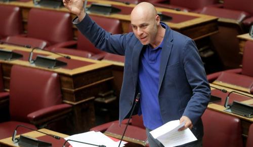 Αμυράς: «Πολιτικό ρουφιανάκι ο βουλευτής Κυρίτσης του ΣΥΡΙΖΑ» | Pagenews.gr