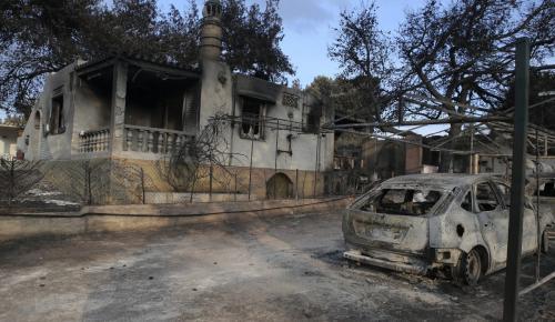 Πυρκαγιές Αττικής: Στους 82 πλέον οι νεκροί – Άγνοια ακόμα για τον αριθμό των αγνοουμένων   Pagenews.gr