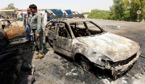 Αφγανιστάν: Τουλάχιστον 7 νεκροί σε επίθεση αυτοκτονίας κοντά σε υπουργείο | Pagenews.gr