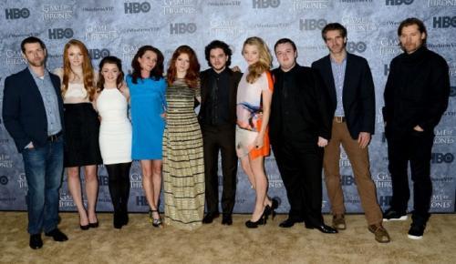 Game of Thrones: Αποχαιρετιστήριο πάρτι των πρωταγωνιστών   Pagenews.gr