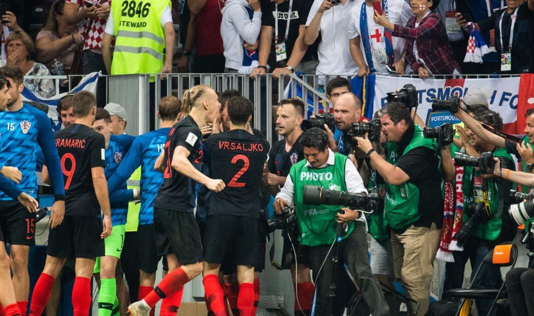 Μουντιάλ 2018: Κροατία – Αγγλία 2-1 | Pagenews.gr
