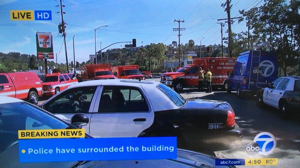 Λος Άντζελες: Ένοπλος κράτησε ομήρους σε σούπερ μάρκετ – Μία νεκρή | Pagenews.gr