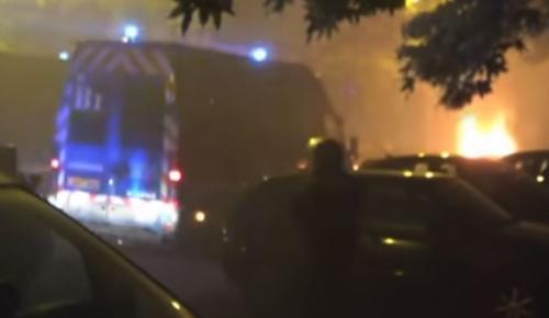 Γαλλία: Τέταρτη νύχτα έντασης στη Νάντη (vids) | Pagenews.gr