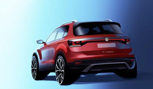 H Volkswagen κατεβάζει στην αρένα των μικρών SUV το T-Cross | Pagenews.gr