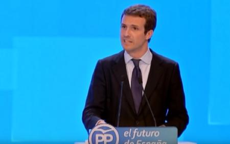 Ο νέος ηγέτης του Λαϊκού Κόμματος στην Ισπανία (vid) | Pagenews.gr