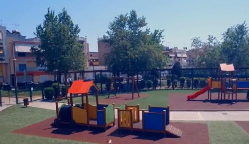 Οι παιδικές χαρές στον Δήμο Περιστερίου στην διαδικτυακή εκστρατεία της Περιφ. Αττικής (vid) | Pagenews.gr