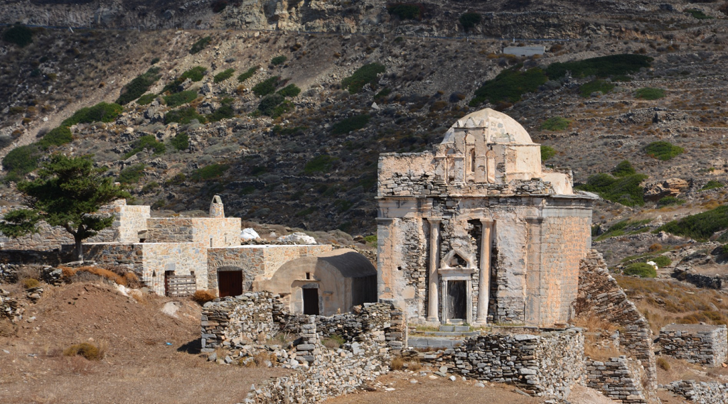 Σπουδαία αρχαιολογική ανακάλυψη – Ο μυστικός τάφος της Σικίνου (pics) | Pagenews.gr