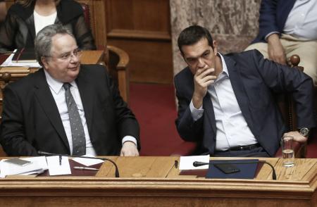 Κοτζιάς: Πολιτική κρίση στον ΣΥΡΙΖΑ μετά από την παραίτηση του υπουργού Εξωτερικών   Pagenews.gr