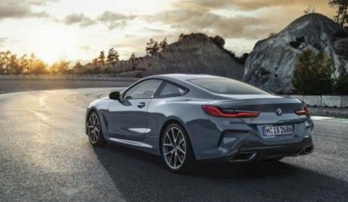 Από τις πίστες στις βιτρίνες η νέα BMW Σειρά 8 Coupe | Pagenews.gr