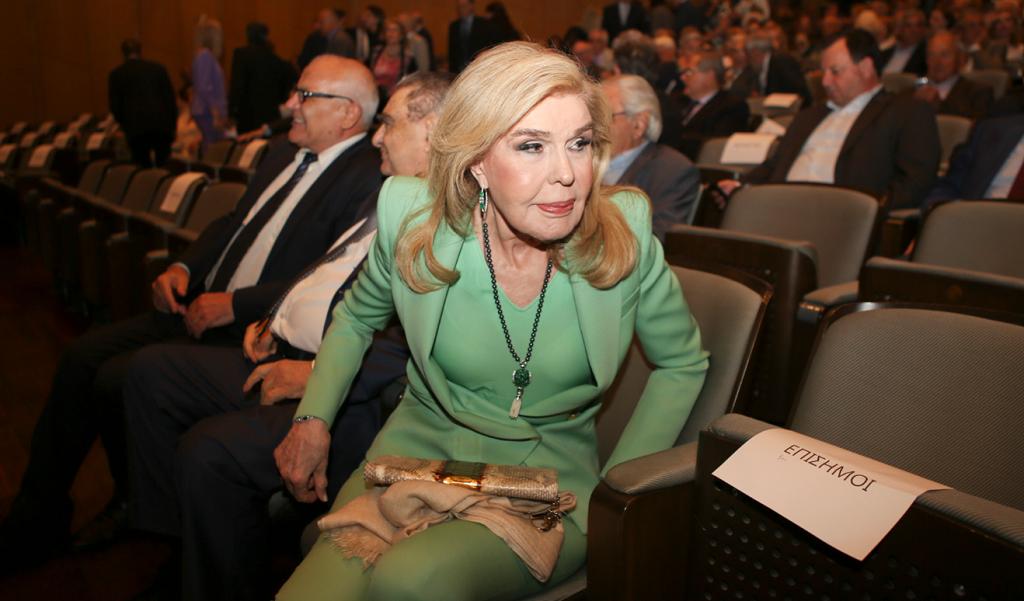 Στο πλευρό της Μαριάννας Βαρδινογιάννη και της ΕΛΠΙΔΑΣ η Άλκηστις Πρωτοψάλτη | Pagenews.gr