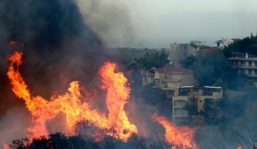 Φωτιά Αττική: Η εισαγγελέας του Αρείου Πάγου διέταξε έρευνα για τα αίτια της πυρκαγιάς | Pagenews.gr