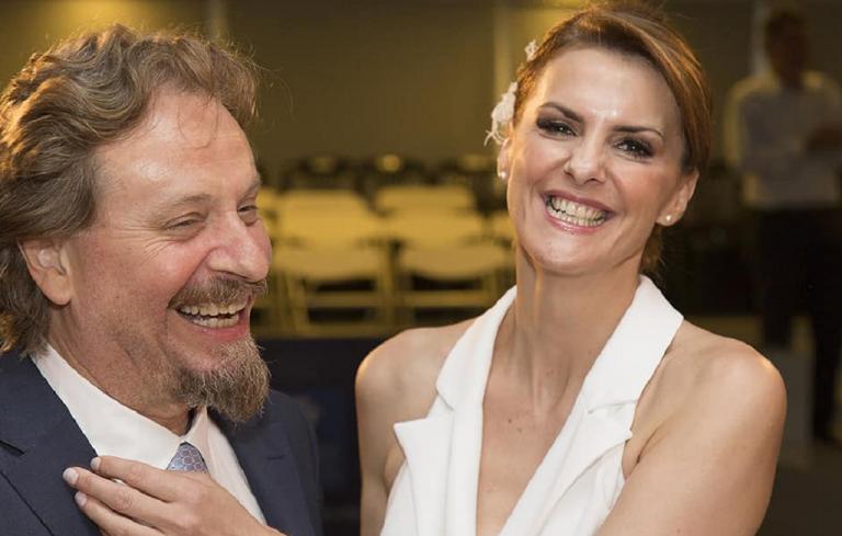 Παντρεύτηκε η βουλευτής της Νέας Δημοκρατίας, Κατερίνα Μάρκου (pics)   Pagenews.gr
