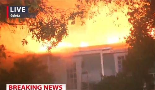 Λος Άντζελες: Φωτιά καίει σπίτια – Ένας νεκρός (vids) | Pagenews.gr