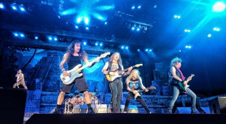 Oι Iron Maiden στο Rockwave Festival | Pagenews.gr