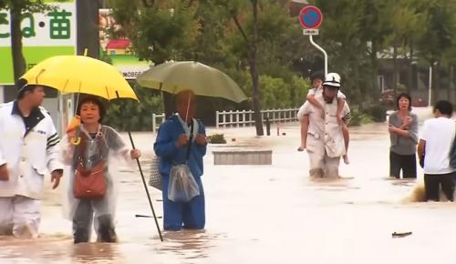 Ιαπωνία: Αυξάνεται ο αριθμός των νεκρών από τις βροχοπτώσεις (vid) | Pagenews.gr