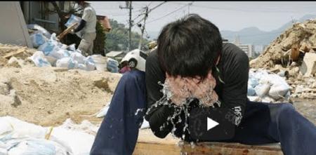 Φονικός καύσωνας στην Ιαπωνία (vid)   Pagenews.gr