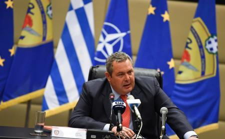 Καμμένος: Μένουμε μέχρι να έρθει στη Βουλή η συμφωνία των Πρεσπών | Pagenews.gr