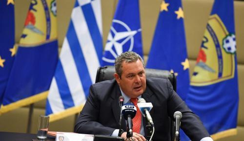 Καμμένος: Ο Ζάεφ παραβιάζει τη συμφωνία – Τον πήρε τηλέφωνο ο Τσίπρας | Pagenews.gr