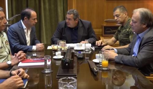 Πυρκαγιές Αττικής: Ο Στρατός Ξηράς αναλαμβάνει δράση (vid) | Pagenews.gr