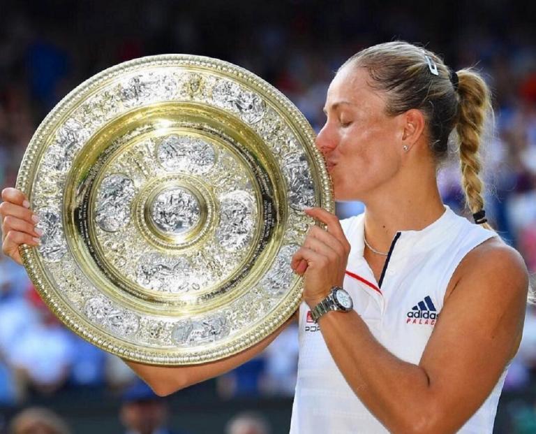 Wimbledon: «Βασίλισσα» η Κέρμπερ   Pagenews.gr