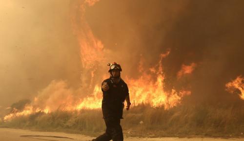 Φωτιά Αττική: Συγκλονιστικά στοιχεία – Οι ριπές του αέρα ήταν οι υψηλότερες των τελευταίων 8 ετών   Pagenews.gr