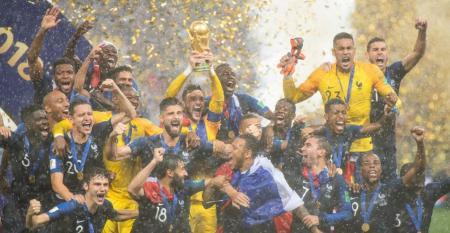 Τελικός Μουντιάλ: Γαλλία – Κροατία 4-2 | Pagenews.gr