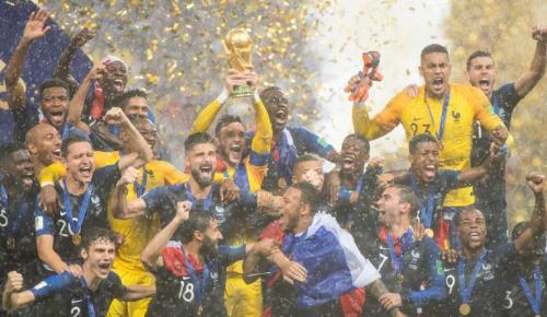 Μουντιάλ 2018: Live η υποδοχή των Παγκόσμιων Πρωταθλητών | Pagenews.gr