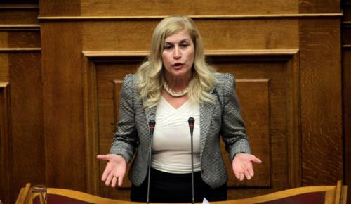 Αυλωνίτου: Ξεσάλωσε το twitter με την απίστευτη ατάκα της (pics&vid) | Pagenews.gr