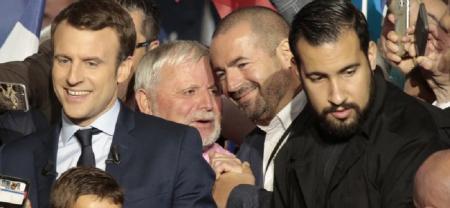 Εμανουέλ Μακρόν: «Κολλητός» του φίλος ο Μπεναλά, που ξυλοκόπησε διαδηλωτή | Pagenews.gr